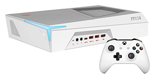 MSI Trident 3 Arctic-061DE PC Gaming-PC (Intel Core i7-7700, Nvidia GeForce GTX 1070 8GB, 16 GB DDR4, 256 GB SSD, Windows 10 Home) weiss