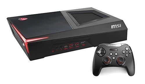 MSI Trident 3 VR7RC-031DE Gaming-PC (Intel Core i7-7700, Nvidia GeForce GTX1060 3GB, 8GB DDR4, 256GB SSD, Windows 10 Home) schwarz