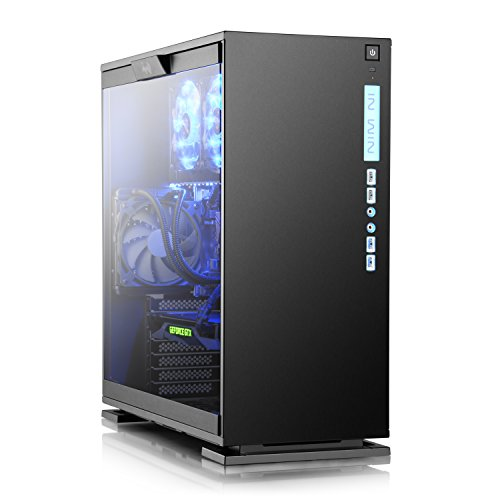 High End Gaming-PC - BoostBoxx Exxtreme 5120 - Intel Core i7-7700K 4x 4200 MHz, 250GB SSD, 3000GB HDD, 32GB DDR4-RAM, ASUS Mainboard, Wakü, GeForce GTX 1070, 7.1 Sound, GigLAN