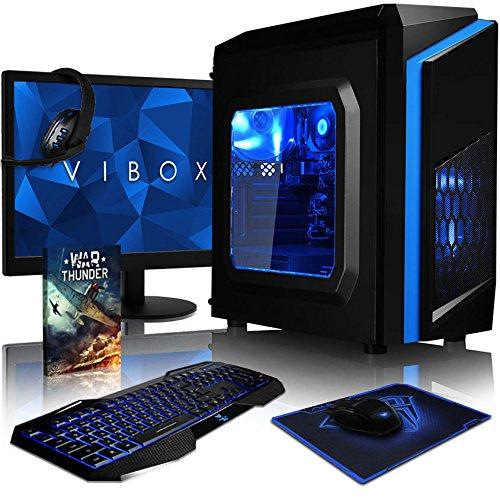 VIBOX Killstreak SA4-41 Gaming PC Computer mit Spielgutschein, 22