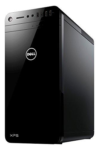 Dell XPS Gaming Desktop PC - (Black) (Intel i7-7700K OC, 16GB RAM, 256GB SSD Plus 2TB HDD, NVIDIA GTX 1080 8GB Graphics, Windows 10 Home)