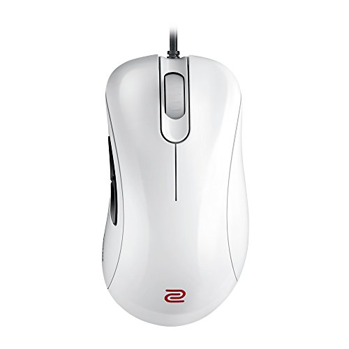 Zowie 9H.N0RBB.A3E EC2-A Special Edition Gaming Maus, Medium weiß