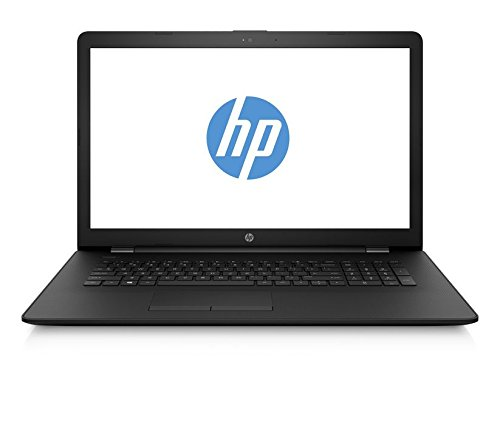 HP 17-bs048ng 2CP87EA 43,9 cm (17,3 Zoll) Notebook (Intel Pentium N3710, 4 GB RAM, 1 TB HDD, Intel HD-Grafikkarte 620, Windows 10 Home 64) schwarz