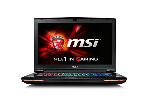 MSI GT72S 6QE Dominator Pro 4K Gaming Laptop (Black) - Intel Core i7 2.7 GHz Processor, 16 GB RAM, 1256 GB Storage, Windows 10)