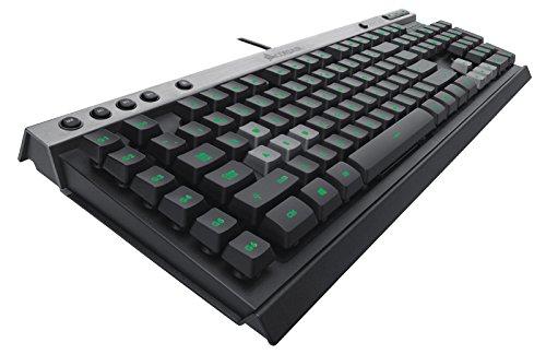 Corsair CH-9000223-DE K40 (Performance Multi Colour RGB Beleuchtung) Gaming Tastatur DE schwarz