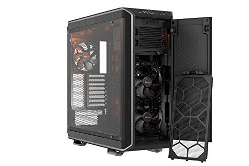 gecCOM MSI HighEnd Gaming PC Emporer COMPUTER | BeQuiet 1000W Platinum | Intel i9-7900X(10-Kerne) | 2TB (RAID 0) NVMe SSD + 2TB SSD | 64GB 3600MHz | MSI X299 | GTX1080Ti | 7.1 Sound | Win10 Pro