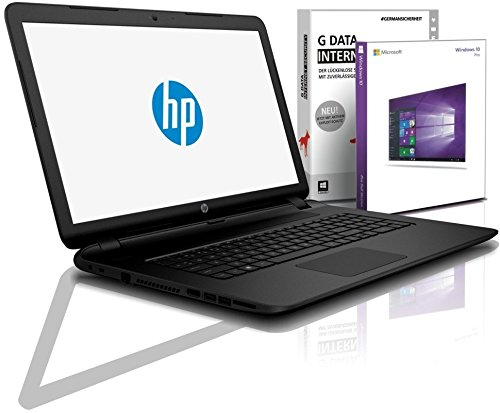 HP Gaming (17,3 Zoll HD) Notebook (AMD A8-7410 Quad Core 2.5 GHz, 16GB RAM, 1000GB SSHD, Radeon R5, HDMI, Windows 10) #5360