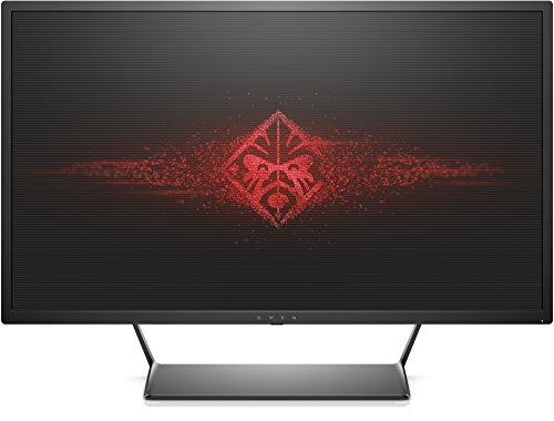 HP Omen W9S97AA 81,28 cm (32 zoll) Monitor (HDMI, USB, 5 ms Reaktionszeit, Freesync) schwarz