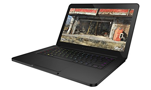 Razer Blade (14 Zoll QHD Display) Gaming Laptop (VR Ready,Intel i7-6700HQ, 16GB RAM, 1TB SSD, GeForce GTX 1060, Windows 10)
