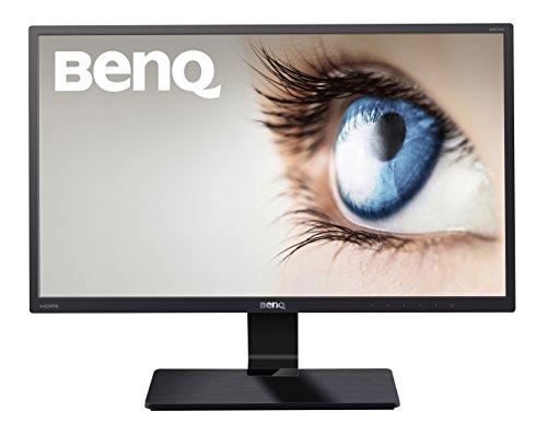 BenQ GW2470HE 60,45 cm (23,8 Zoll) Monitor (1920x1080 Full HD, 2x HDMI, 4ms Reaktionszeit) schwarz