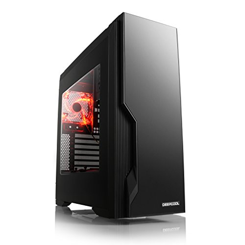 CSL Aufrüst-PC 860 - Intel Core i9-7900X 10x 3300 MHz, 32 GB DDR4 RAM, GeForce GTX 1050 Ti, Gigabit LAN, USB 3.1