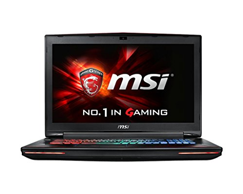 MSI GT72S 6QF Dominator Pro 4K Gaming Laptop (Black) - (Intel Core i7 2.7 GHz Pocessor, 32 GB RAM, 1512 GB Storage, Windows 10)