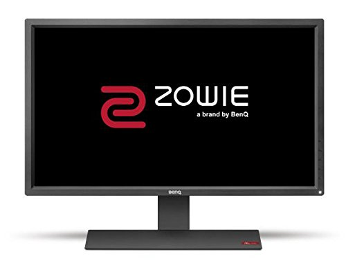 BenQ ZOWIE RL2755 68,58 cm (27 Zoll) Monitor (DVI, HDMI, 1ms Reaktionszeit, Lag-free Technology, Game Modes, Black eQualizer)