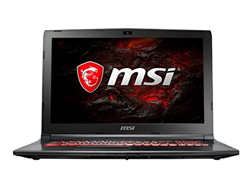 'MSI Gaming gl62 m 7rdx-1639 2.8 GHz i7 – 7700hq 15.6 1920 x 1080pixel schwarz Notebook