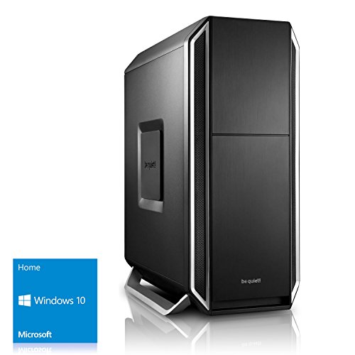 Kiebel Gamer-PC [184161] Defender 7.3 - Intel i7-7700K (4x4.2 GHz) | BeQuiet! Pure Rock | 16GB DDR4-2666 | 512GB M.2 SSD + 2TB HDD | MSI GeForce GTX 1080 GamingX 8G | MSI Z270 GAMING Pro Carbon | DVD | Sound | Gaming-LAN | Win10