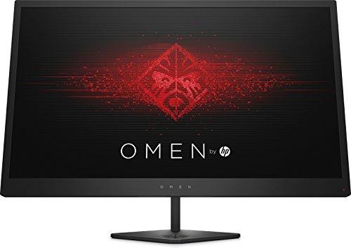 HP Omen Z7Y57AA 62,23 cm (24,5 Zoll) Monitor (HDMI, 1 ms Reaktionszeit) jack black