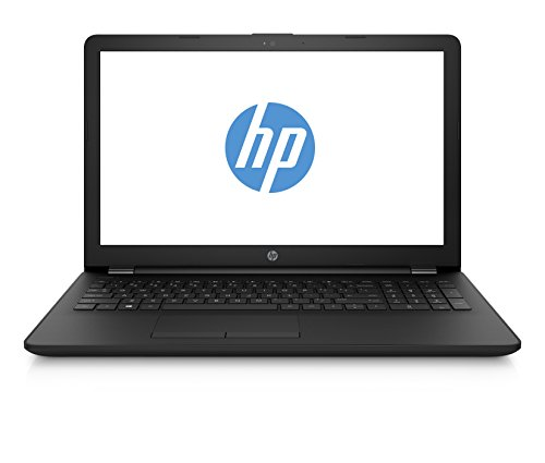 HP 15-bw051ng 2CN92EA 39,6 cm (15,6 Zoll) Notebook (AMD Dual-Core E2-9000e, 4GB RAM, 128GB SSD, AMD Radeon R2-Grafikkarte, Windows 10 Home 64) schwarz