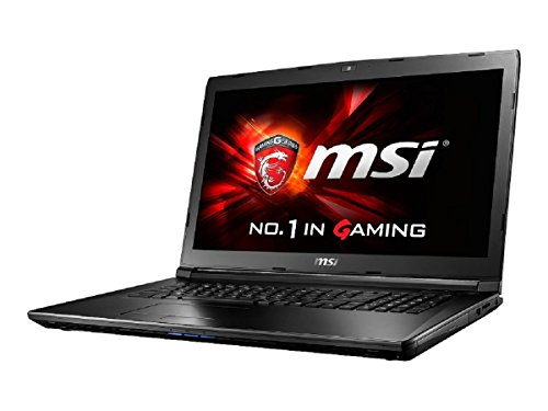 MSI GL72 7RDX-857 Gaming Notebook