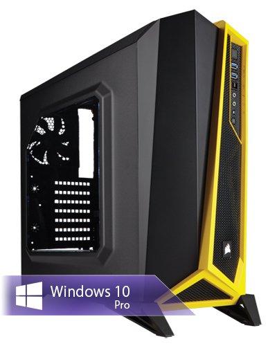 Ankermann-PC Wildrabbit Alpha VR Ready, Intel Core i9-7900X 10x 3.30GHz, GeForce GTX 1080 8GB, 32GB RAM, 256GB SSD, 2TB HDD, Windows 10 Pro, EAN 4260409320369