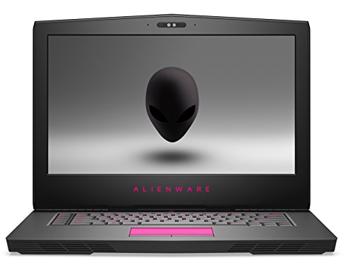 Alienware 17.3inch QHD Tobi Eye-Tracker Gaming Notebook - (Black) (Intel Core i7-7820HK, 32 GB RAM, 256 GB SSD Plus 1 TB HDD, NVIDIA GTX 1080 8 GB Graphics, Windows 10 Home)