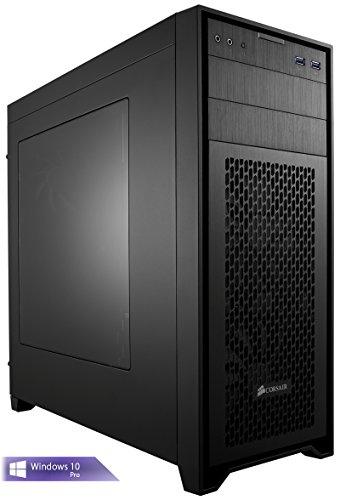 Ankermann-PC 3D Rendering, Intel Core i7 7700K 4x4,20GHz, NVIDIA Titan X 12GB GDDR5X Pascal, 64GB RAM, 512GB SSD, 4TB HDD, 4TB HDD, Windows 10 Pro, EAN 4260409324725