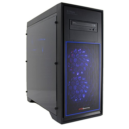 Freshtech AMD FX 8350 4.2Ghz 2tb 16gb 1600Mhz GTX 1060 6gb Titan B Computer Gaming PC Gigabyte 78LMT-USB3 Motherboard 16gb DDR3 1600mhz Performance Ram Nvidia Geforce GTX 1060 6gb VR Ready Fractal Design 500w 80 Plus Certified 34a Power Supply 2tb Sata 64mb Cache 7200rpm