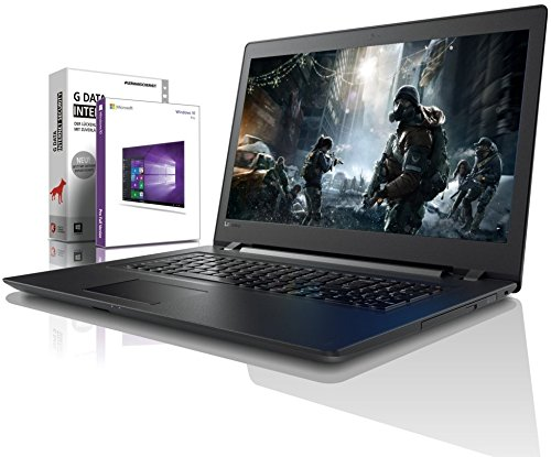 Lenovo Gaming (17,3 Zoll HD) Notebook (Intel Core i5 7200U, 8GB DDR4, 1000GB HD, Intel HD Graphics 620, HDMI, Windows 10) #5504