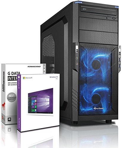 Ultra 8-Kern DirectX 12 Gaming-PC Computer FX 8370E 8x4.30 GHz Turbo - GeForce GTX1060 6GB DDR5 - 16GB DDR3 1600 - 2TB HDD - Windows10 Prof - DVD±RW - USB 3.0 #5107