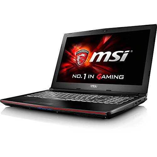 MSI GP72 7RE Leopard Pro-227UK 17.3-Inch Gaming Laptop - (Black) ( Intel Core i7-7700HQ, 8 GB RAM, 128 GB SSD Plus 1 TB HDD, NVIDIA GeForce GTX 1050 Ti Graphics, Windows 10)