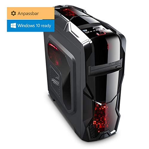 Kiebel Gamer-PC Loki [184903] - bis AMD Ryzen 9 3900X 12x3.8GHz | bis 64GB DDR4-3000 | bis 2000GB SSD | bis nVidia GeForce RTX 2070 8GB | Gaming Computer Konfigurator