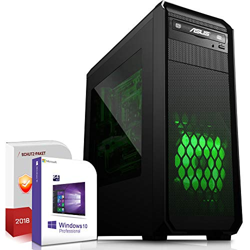 AMD Ryzen 5 3600 6X 4.2 GHz PC System Gaming 16 GB DDR4 RAM 2666 MHz ASUS A320 512 GB SSD NVIDIA GeForce GTX 1060 6GB 4K Win 10