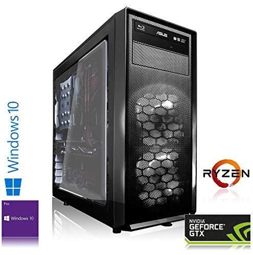 Memory PC High End PC AMD Ryzen 7 3700X 8X 4.40GHz Turbo   32 GB DDR4 RAM   480 GB SSD + 2000 GB HDD   NVIDIA GeForce RTX 2080 SUPER 8GB Gaming PC
