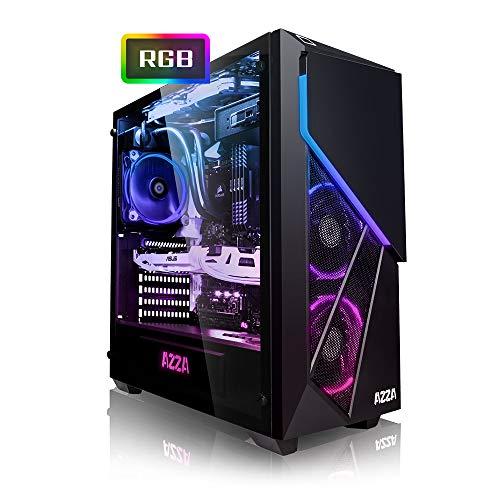 Megaport High End Gaming PC AMD Ryzen 7 3700X 8 x 4.40 Turbo • Nvidia GeForce RTX 2070 Super 8GB • 480GB SSD • 16GB DDR4 • Windows 10 • WLAN Gamer pc Computer Gaming Computer